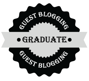 Guest Blogging Certified - Badge